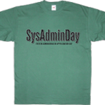 SysAdminDay (don't fuck the sysadmin;)
